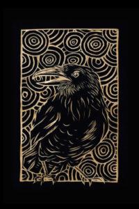 Raven - M'fanwy Dean