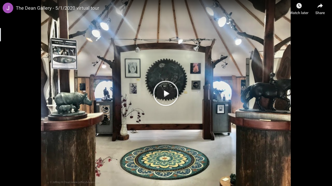 The Dean Gallery - virtual gallery tour