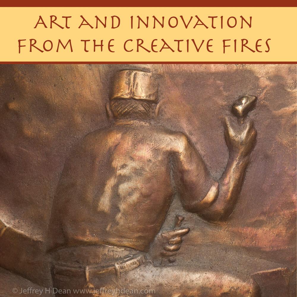 Jeffrey H Dean Sculpture Portfolio