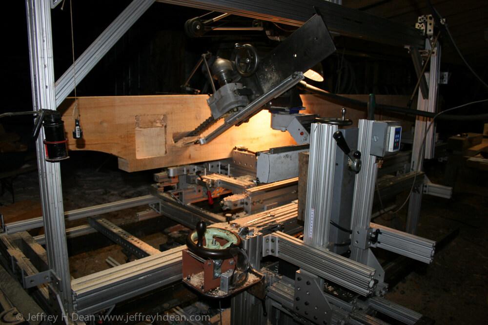 Timber Jig - Jeffrey H Dean